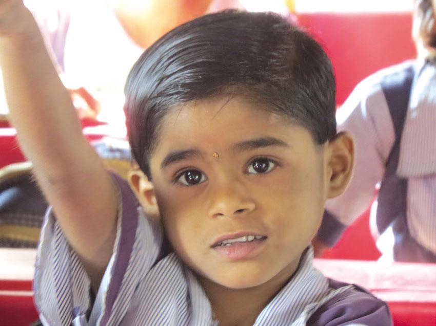 THE IMPORTANCE OF ACKNOWLEDGEMENT Assumpta Convent High School, Sarzora, Goa
